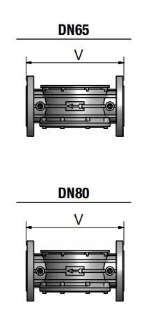 dimensiuni FACILE FC120A - 3