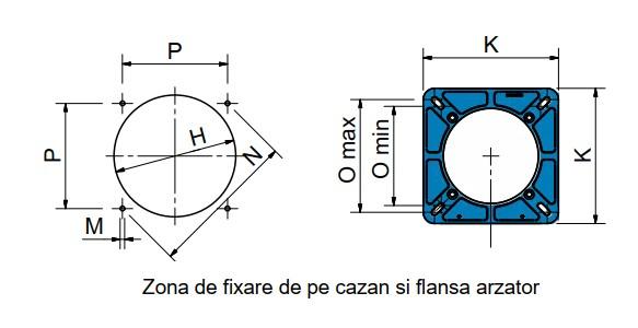 dimensiuni FACILE FC120A - 4