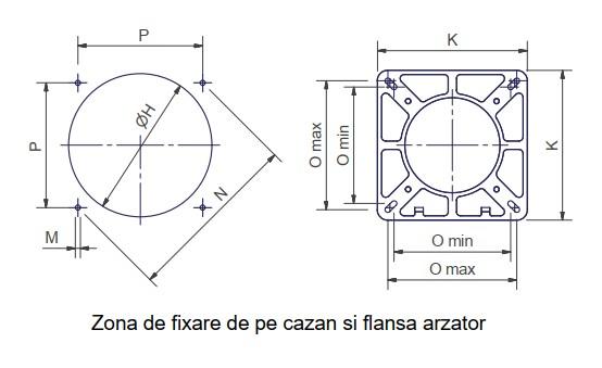 dimensiuni FACILE FG267A - 3